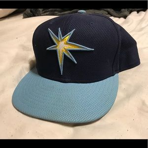 Tampa Bay Rays BP hat